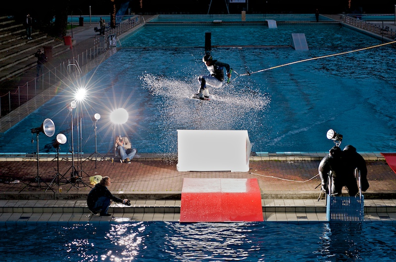 Organizacja zawodów Wakeboardowych